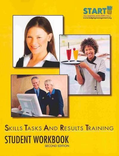 Skills, Tasks and Results Training Student Workbook, Checklist, and Scantron