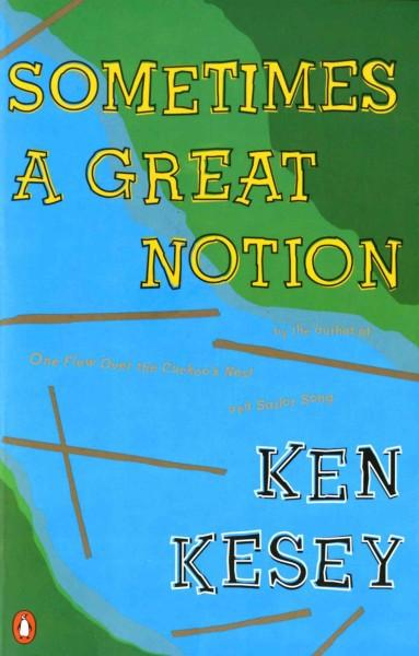 Sometimes a Great Notion (Paperback)