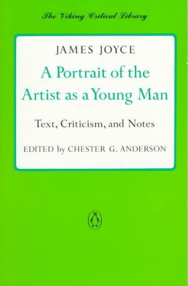 Portrait of the Artist As a Young Man: Text, Criticism, and Notes (Paperback)