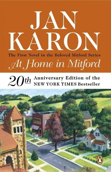 At Home in Mitford (Paperback)