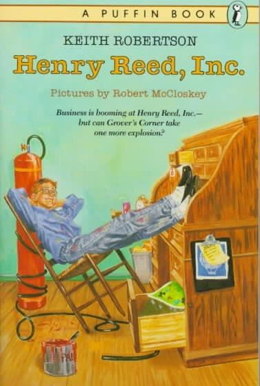 Henry Reed, Inc. (Paperback)