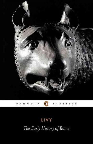 The Early History of Rome (Paperback)