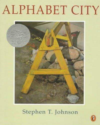 Alphabet City (Paperback)