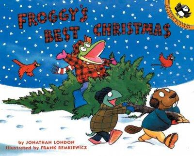 Froggy's Best Christmas (Paperback)