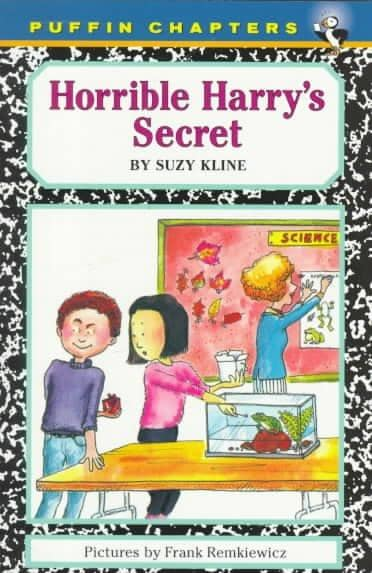Horrible Harry's Secret (Paperback)