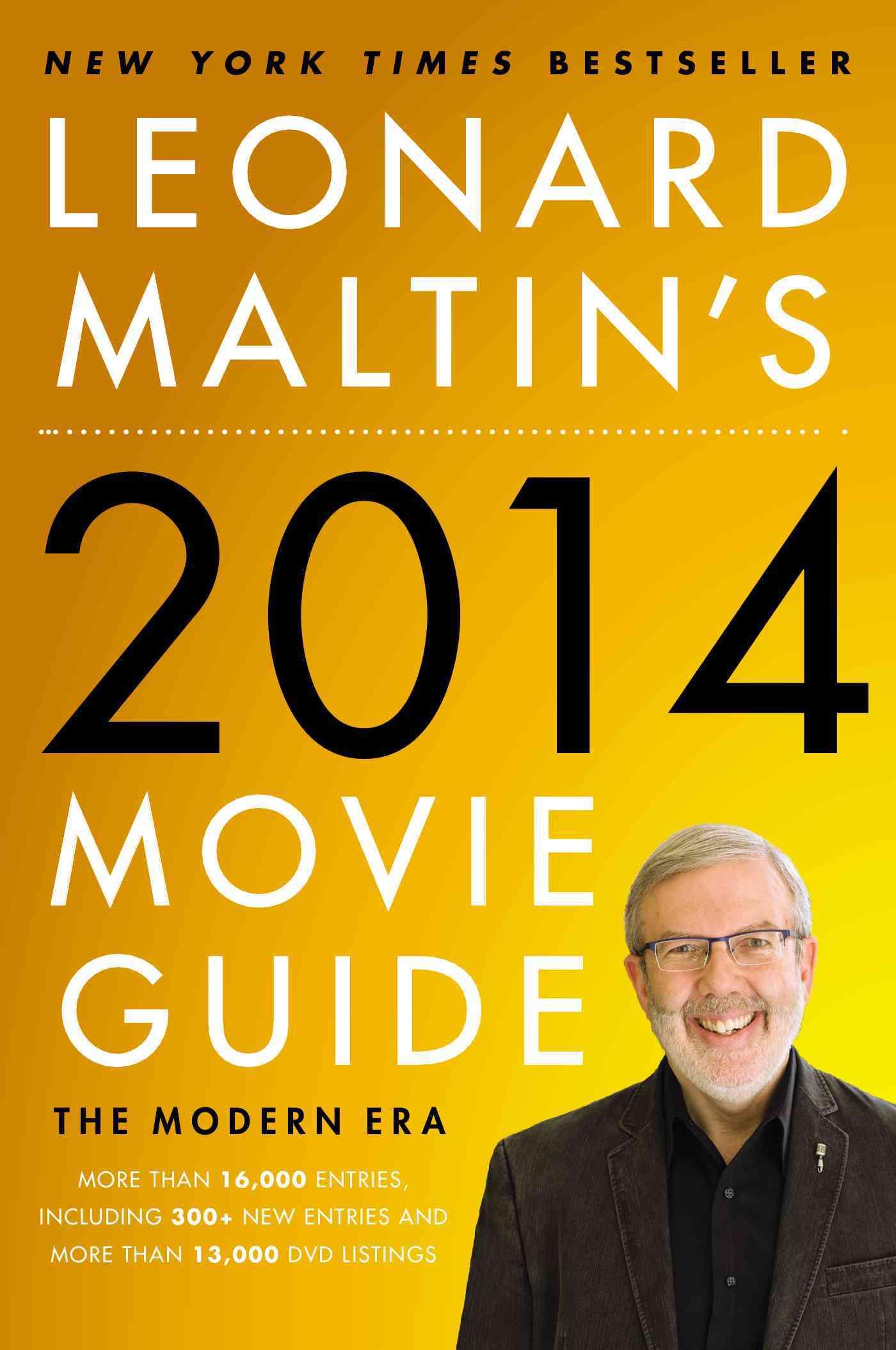 Leonard Maltin's Movie Guide 2014: The Modern Era (Paperback)