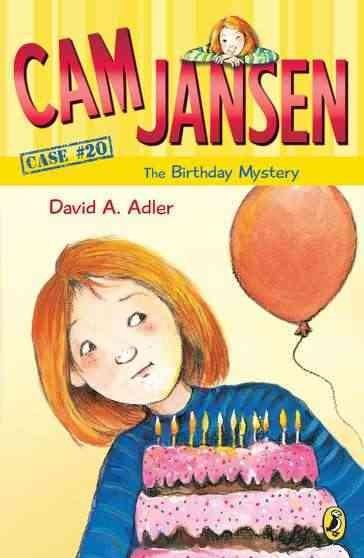 Cam Jansen and the Birthday Mystery (Paperback)