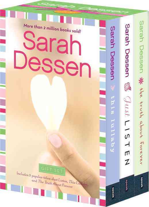 The Sarah Dessen: Just Listen, This Lullaby, the Truth About Forever (Paperback)