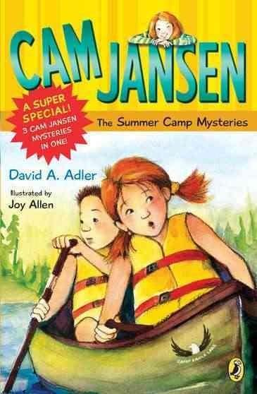Cam Jansen and the Summer Camp Mysteries: A Super Special (Paperback)