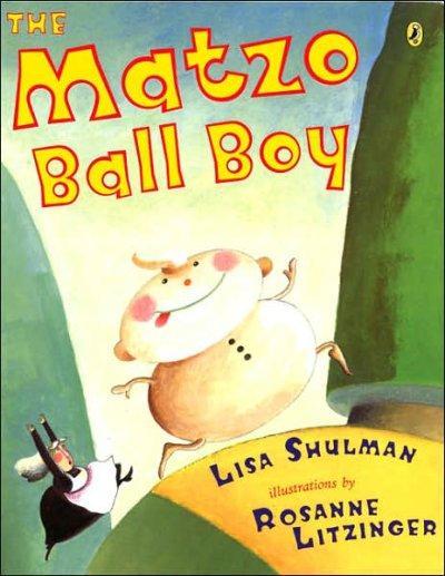 The Matzo Ball Boy (Paperback)