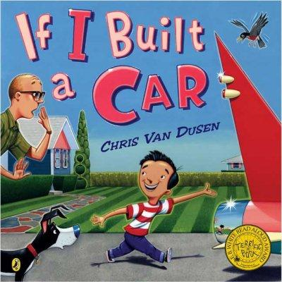 If I Built a Car (Paperback)
