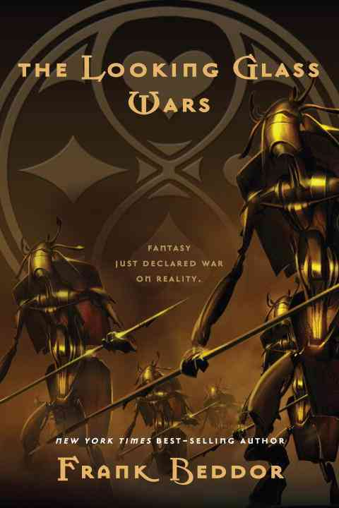 The Looking Glass Wars (Paperback)