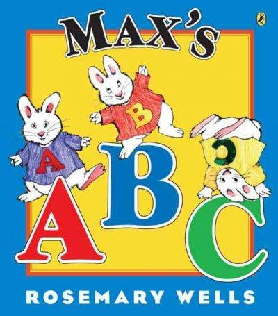 Max's ABC (Paperback)