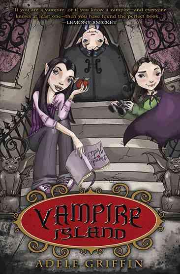 Vampire Island (Paperback)