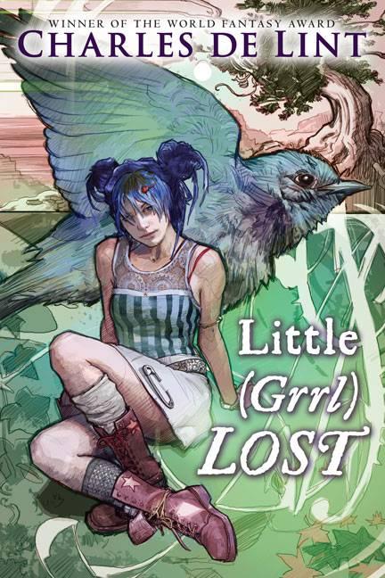 Little (Grrl) Lost (Paperback)