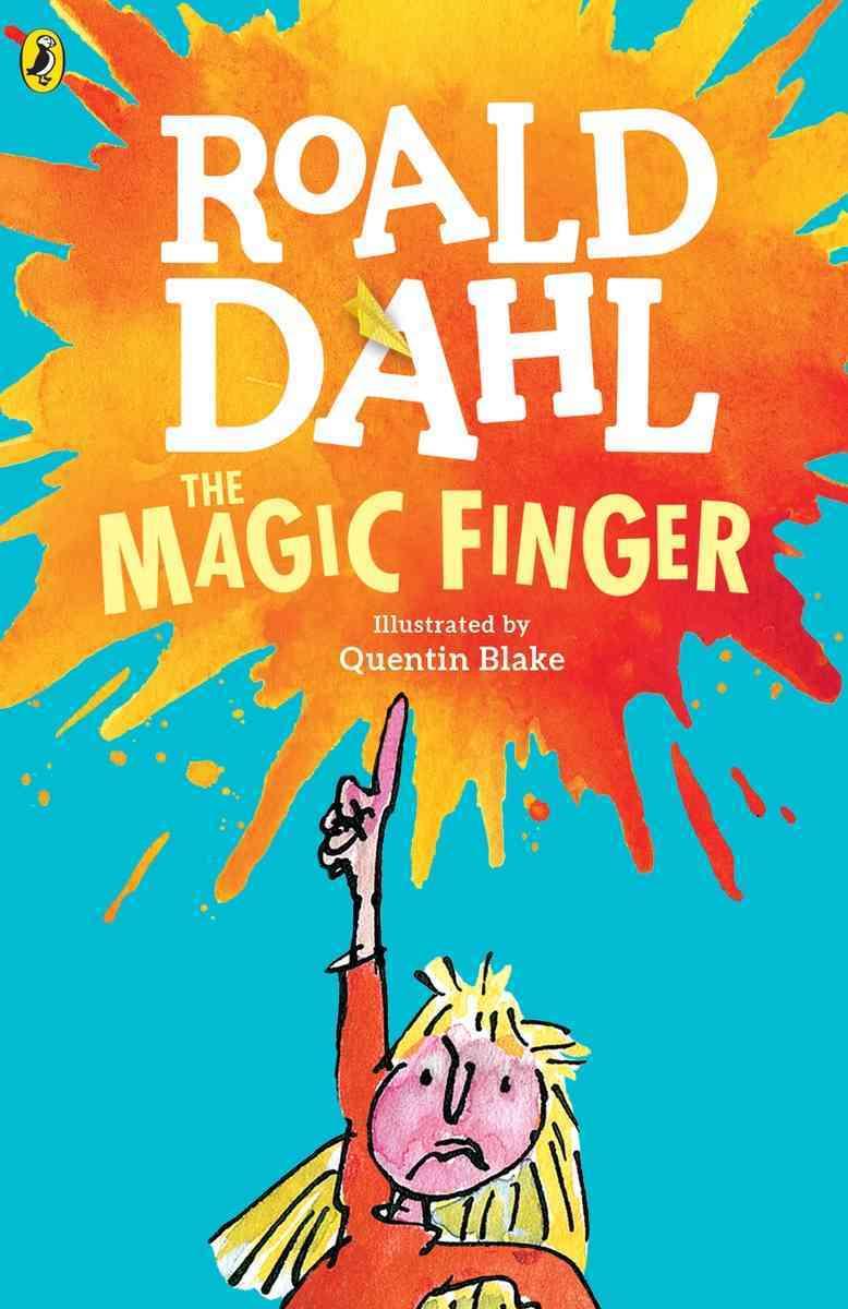 The Magic Finger (Paperback)
