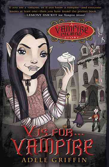 V Is for... Vampire: A Vampire Island Story (Paperback)