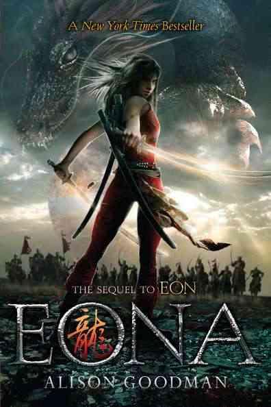 Eona: The Last Dragoneye (Paperback)