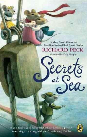 Secrets at Sea (Paperback)