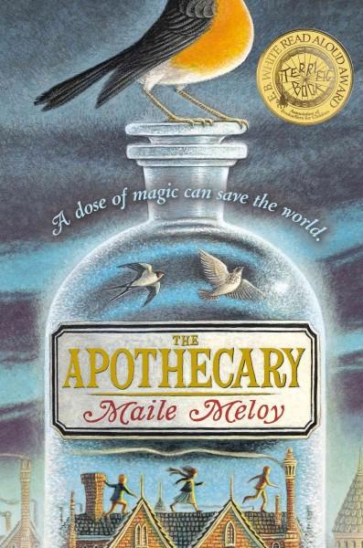 The Apothecary (Paperback)