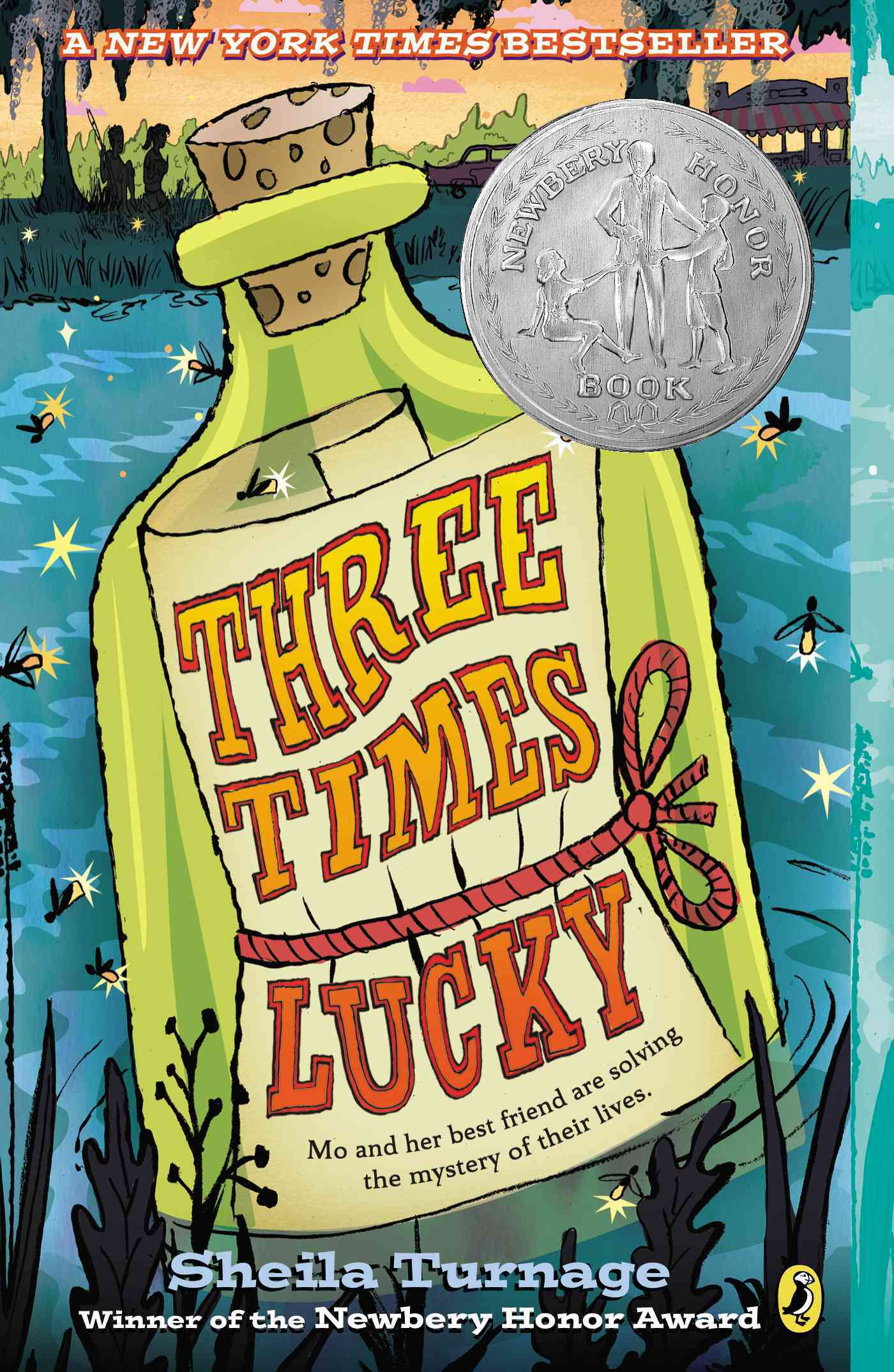 Three Times Lucky (Paperback)