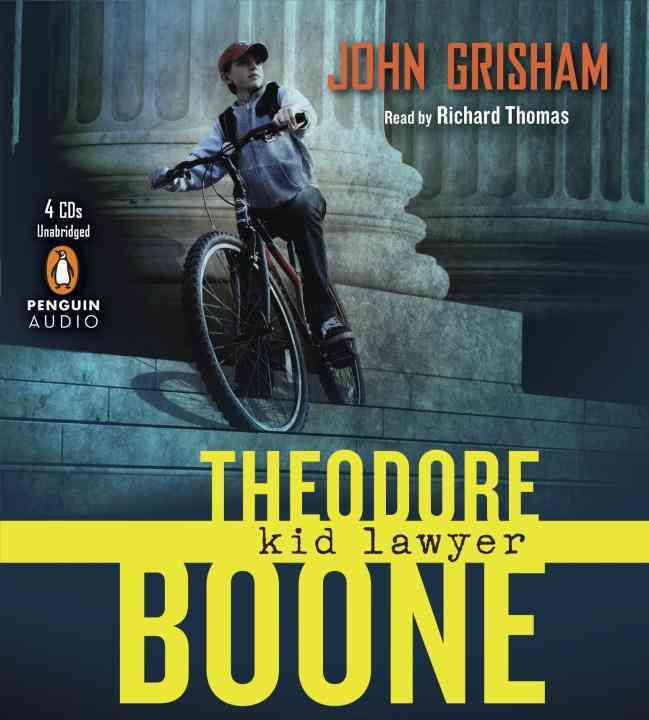Theodore Boone, Kid Lawyer (CD-Audio)