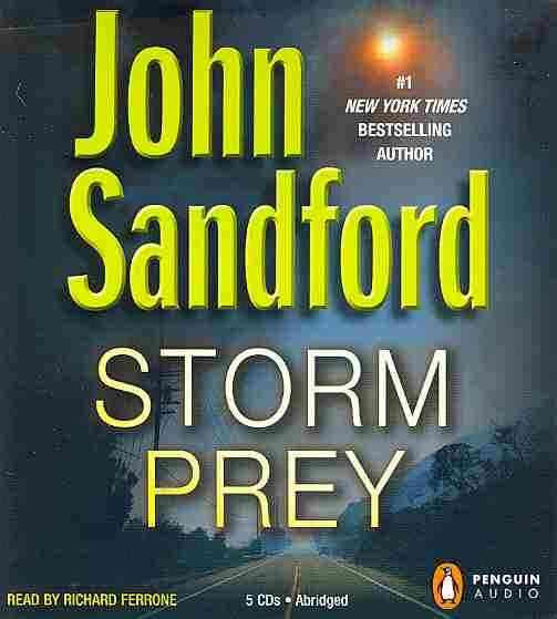 Storm Prey (CD-Audio)