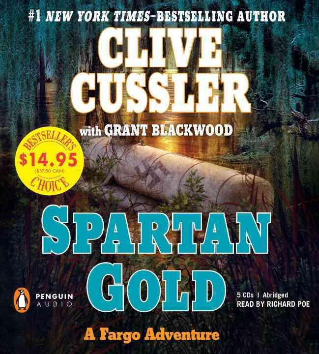 Spartan Gold: A Fargo Adventure (CD-Audio)