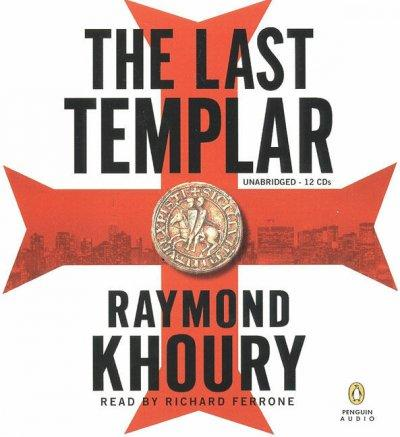 The Last Templar (CD-Audio)