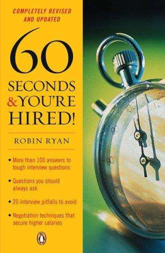 60 Seconds and You're Hired! (Paperback)
