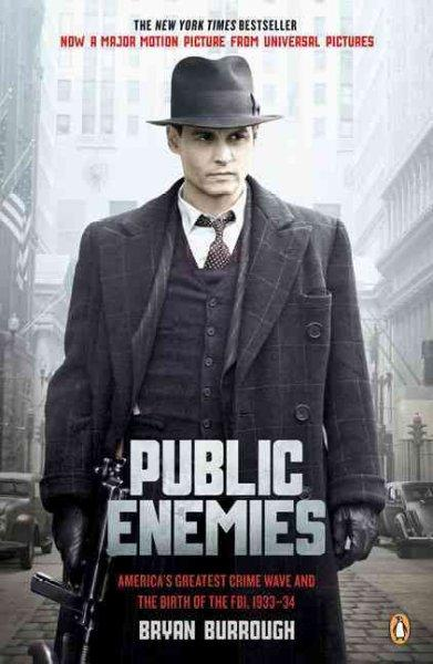 Public Enemies: America's Greatest Crime Wave and the Birth of the FBI, 1933-34 (Paperback)
