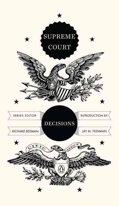 Supreme Court Decisions (Paperback)