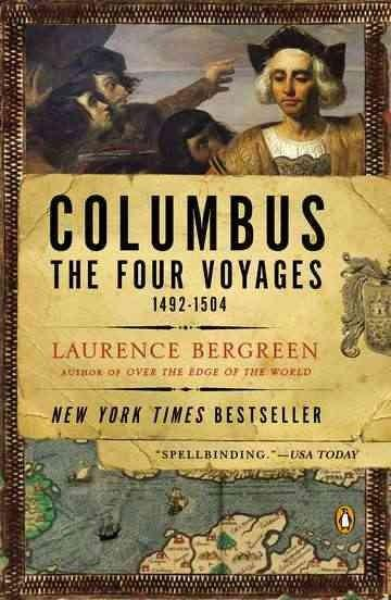 Columbus: The Four Voyages, 1492-1504 (Paperback)