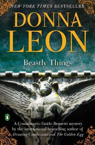 Beastly Things (Paperback)