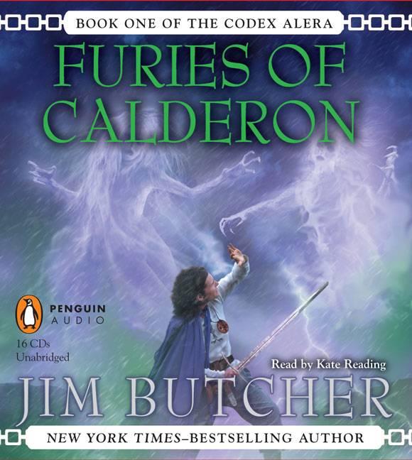 Furies of Calderon (CD-Audio)