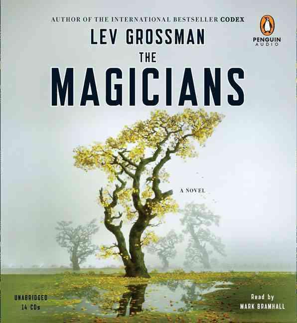 The Magicians (CD-Audio)