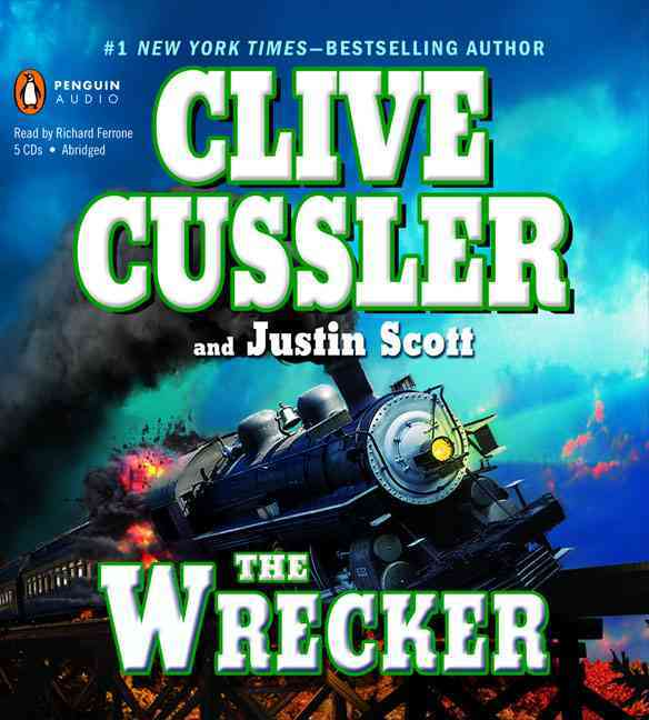 The Wrecker (CD-Audio)