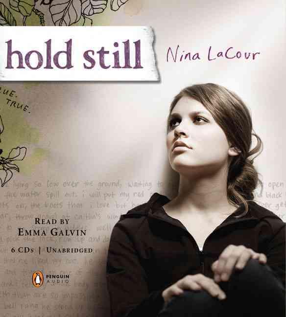 Hold Still (CD-Audio)