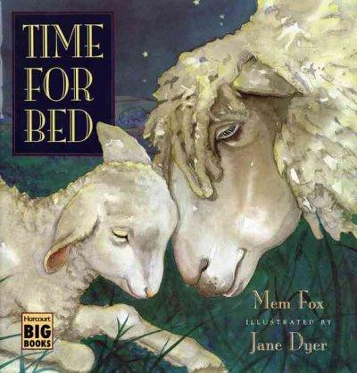 Time for Bed (Paperback)
