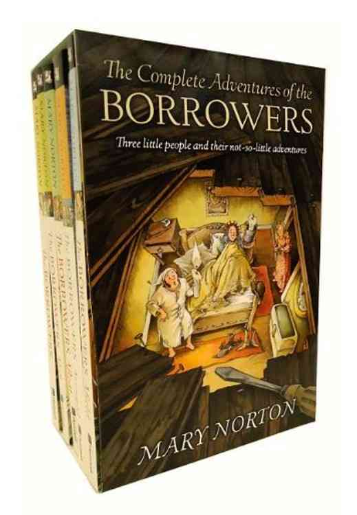 The Complete Adventures of the Borrowers (Paperback)