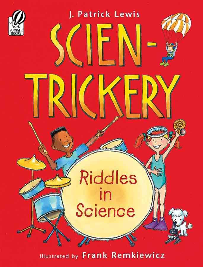 Scien-trickery: Riddles in Science (Paperback)