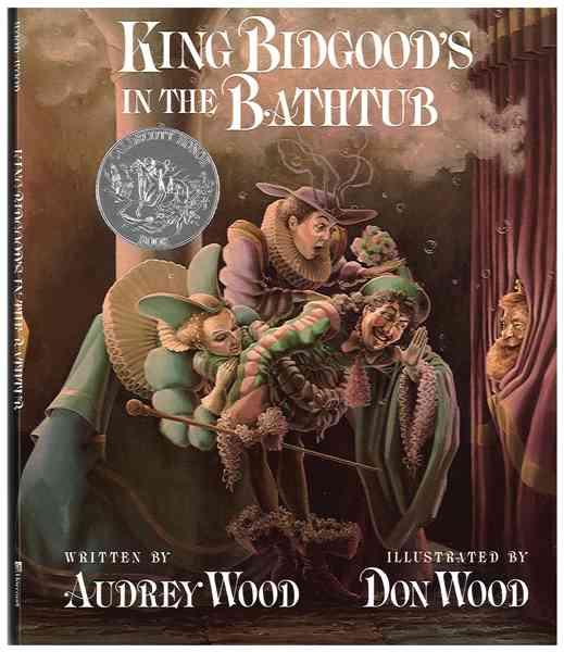 King Bidgood's in the Bathtub (Hardcover)
