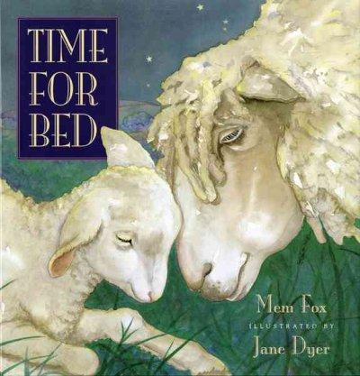 Time for Bed (Hardcover)