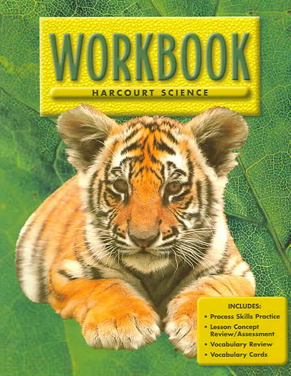 Harcourt Science (Paperback)