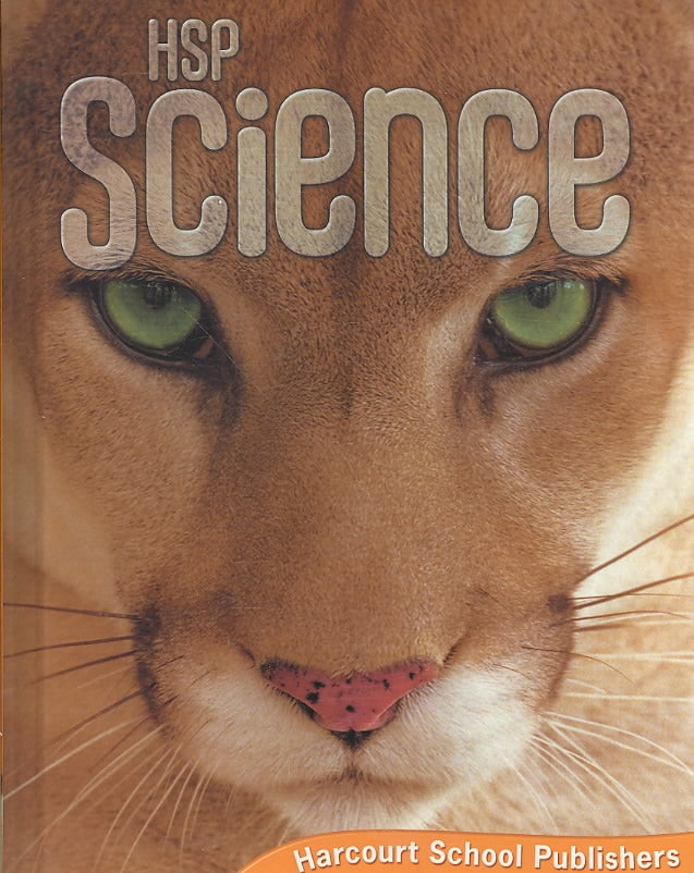 HSP Science Grade 5 (Hardcover)