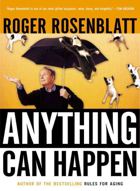 Anything Can Happen: Notes on My Inadequate Life and Yours (Paperback) - Thumbnail 0