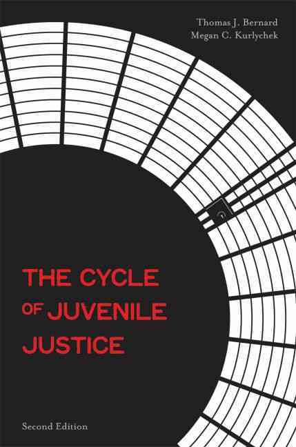 The Cycle of Juvenile Justice (Paperback)
