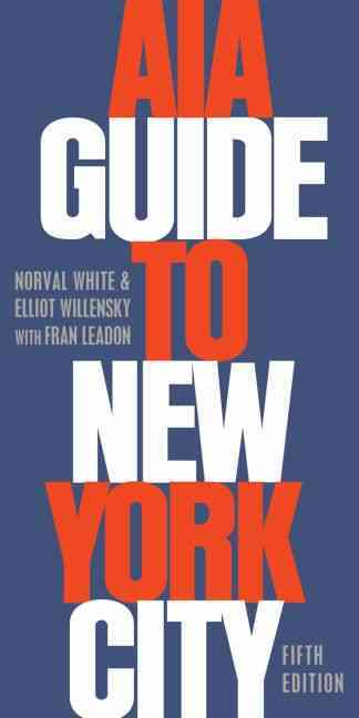 AIA Guide to New York City (Paperback)