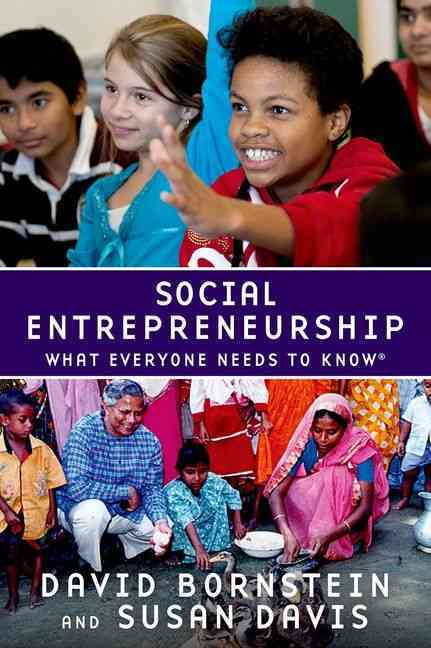 Social Entrepreneurship: What Everyone Needs to Know (Paperback)
