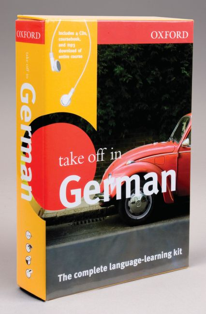 Oxford Take Off in German: The Complete Language-learning Kit